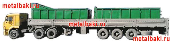 доставка контейнеров для мультилифта