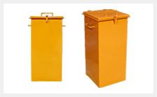 Контейнер судовой для мусора
