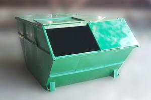 крышка для контейнера 8 м3