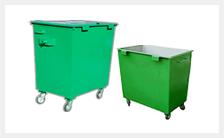 Контейнеры для мусора 0,8 м3