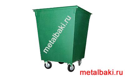 Колеса для мусорных контейнеров