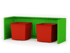 контейнерные площадки КП-1