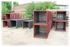 баки контейнеры бункеры для мусора