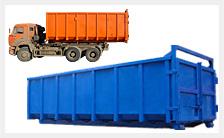 Бункер контейнер мусорный для мультилифта