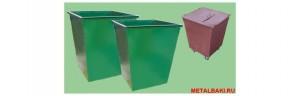 продаем мусорные контейнеры
