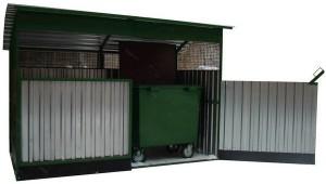 контейнерная площадка